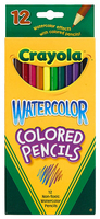 Crayola Watercolor Pencil Sets