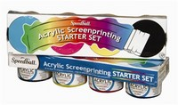 Acrylic Screenprinting  Starter Set