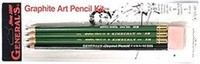 General Pencil Carded Kits