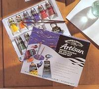 W&N Artisan Water Mixable Oil Color Beginners Set