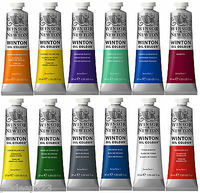 Winton Oil Colors (37ml)
