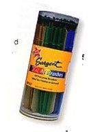 Sargent 72 Brush Assortment