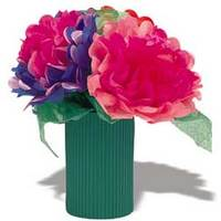 Art Tissue Flower Kit