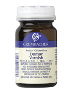 Grumbacher Artist's Varnish