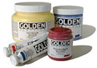 Golden Heavy Body Colors 2oz tube