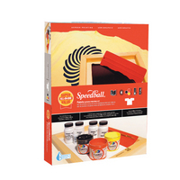Super Value Fabric Screen Printing Kit