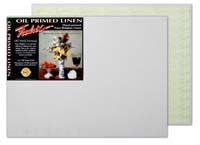 Oil Primed Archival Linen Boards