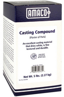 Amaco Casting Compound (Plaster of Paris)