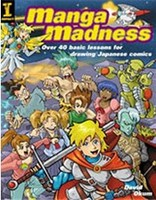 Manga Madness by David Okum