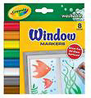 Crayola Window FX Washable Markers