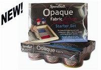 Speedball Opaque Starter Set