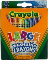 Kid's First Washable Crayons