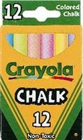 Crayola Kid's Chalk