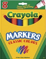 Crayola Classic Colors