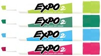 Expo Dry Erase Intense Colors Sets