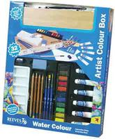 Watercolor - Reeves Artist Color Box