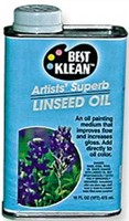Best KLEAN Artists' Linseed Oil