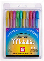 Metallic Gelly Rolls
