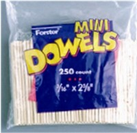 Mini Dowels