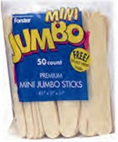 Jumbo Craft Stick Minis