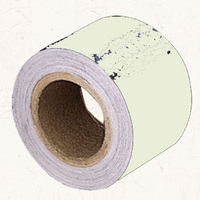 Acid-Free Gummed Linen Tape-White