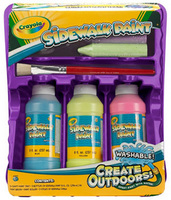 Crayola Sidewalk Paint Tray