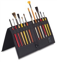 Prat Brush Easel