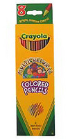 Crayola Multicultural Pencils 8 ct