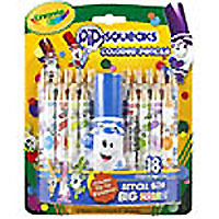 Pip-Squeaks Pencils 18 ct