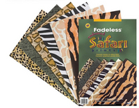 Fadeless Safari Prints