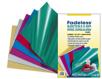 Fadeless Metallic Assortment