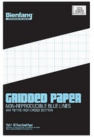 Cross Section Gridded Paper
