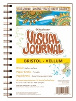 Visual Journals - Bristol (Vellum)