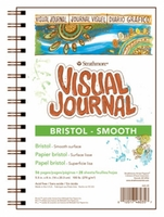 Visual Journals - Bristol (Smooth)