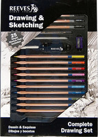 Reeves Complete Drawing Set