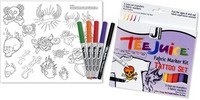 Tee Juice Tattoo Set