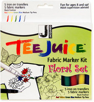 Tee Juice Aquatic Marker Set