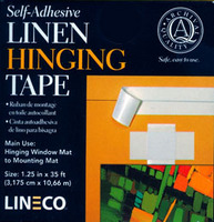 Linen Hinging Tape- Self Adhesive