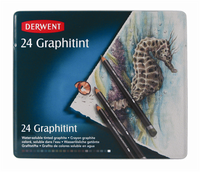 Derwent Watersoluable Graphitint Pencils