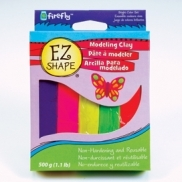 EZ Shape Modeling Clay Bright Color