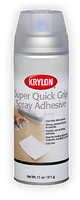Krylon Super Quick Grip Spray Adhesive