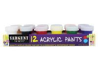Sargent Acrylic Sets