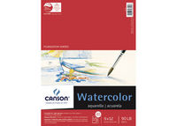 Canson Foundation Watercolor Pads