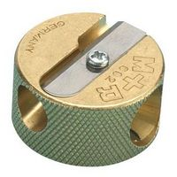 Round Brass Sharpener