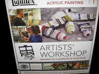 Liquitex Artists' Workshop