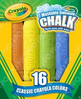 Sidewalk Chalk 16 Count