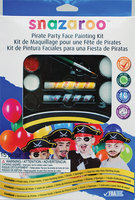 Pirate Party Face Painting Kit