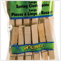 Large Spring Clothespins