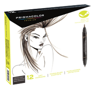 Prismacolor Brush-French Greys