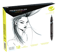 Prismacolor Brush-Cool Greys